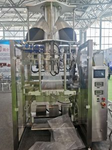ZL1100 Bailing machine (small pouch packing into big bag )