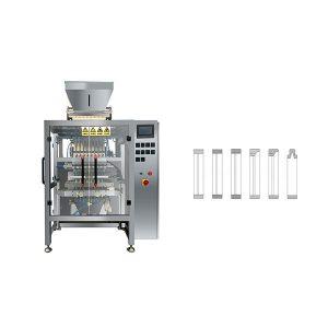 8 បន្ទាត់ Multi Line Sachet Stick ស្ករកញ្ចប់ម៉ាស៊ីន